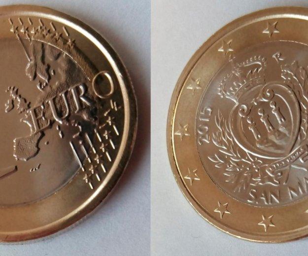 Евро сан-марино. Фото 1. Рязань.