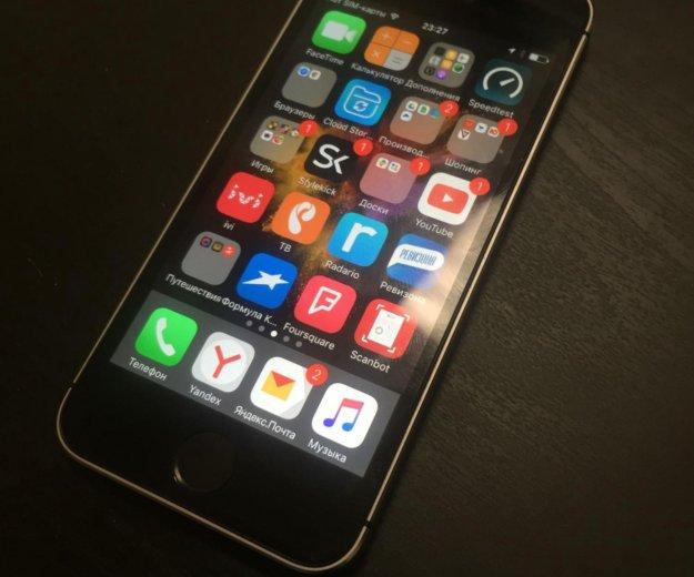 Iphone 5s 32gb touch id. Фото 2. Санкт-Петербург.
