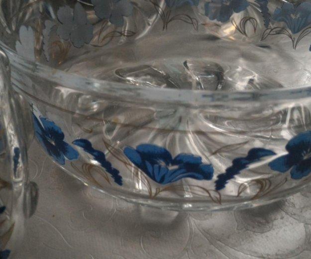 Салатник с 6 порционными салатничками. Фото 4. Москва.