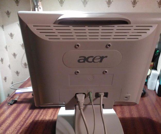 Монитор acer al512 жк стерео. Фото 2. Москва.