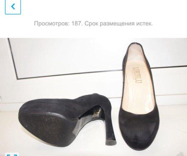 Туфли loriblu. Фото 1. Москва.