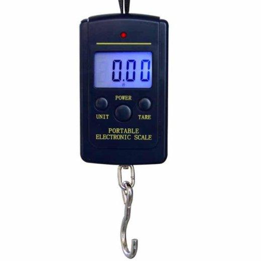 Электронные весы батарейки в подарок синяя подсвет. Фото 1. Чехов.