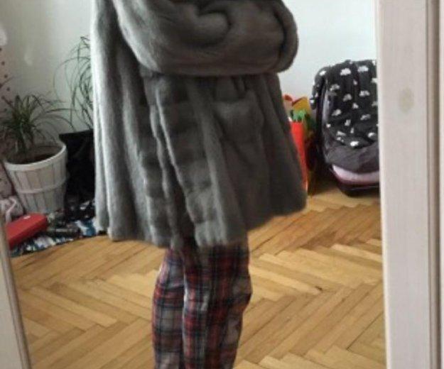 Шуба норковая naomi. Фото 2. Москва.
