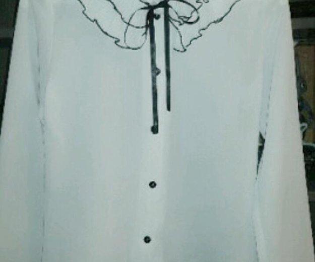 Нарядная белая блузка. Фото 3. Москва.