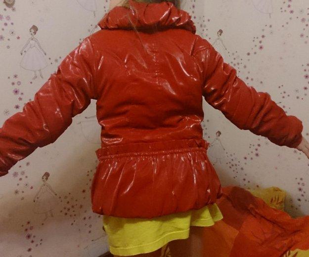 Курточка на девочку. Фото 1. Ликино-Дулево.