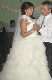 Свадебное платье плюс туфли в подарок. Фото 3. Москва.