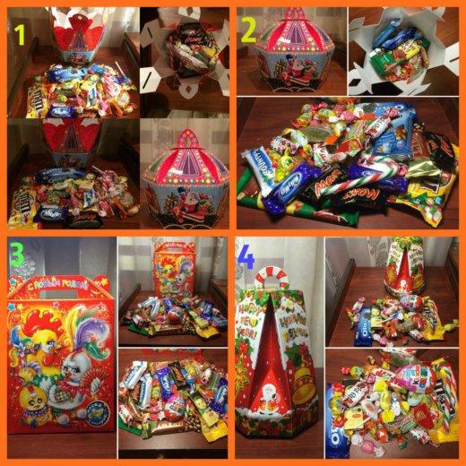 Детские новогодние подарки. Фото 1. Краснодар.