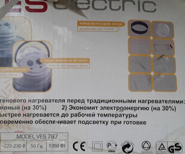 Аэрогриль галогеновая ves electric  model ves 787. Фото 2. Москва.