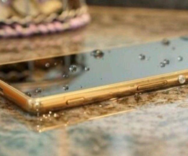 Sony m5 aqua dual (e5633), gold, lte. Фото 2. Москва.