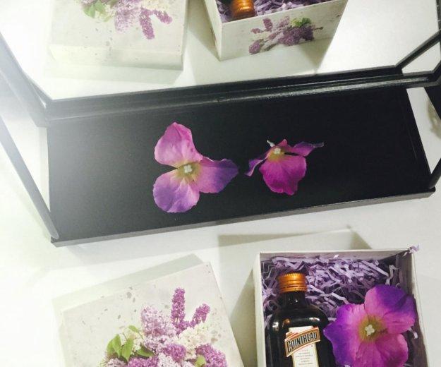 """Подарочная коробочка с """" начинкой"""". Фото 1. Всеволожск."""