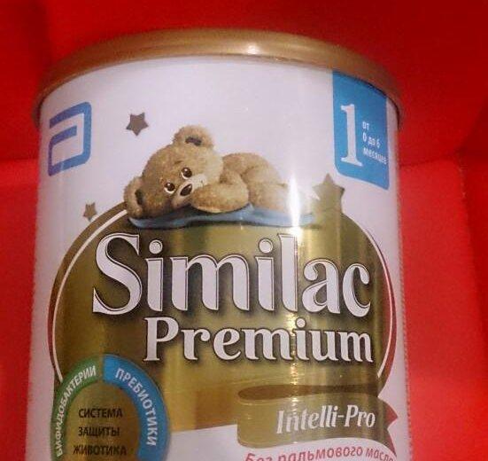Детское питание similac premium 400г (1). Фото 1. Реутов.