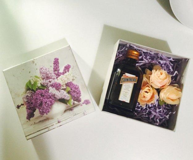 """Подарочная коробочка с """" начинкой"""". Фото 2. Всеволожск."""