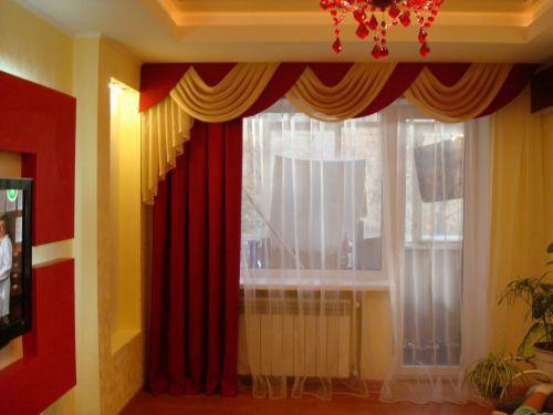 Тюль, шторы, портьерная ткань, карнизы. Фото 2. Гулькевичи.