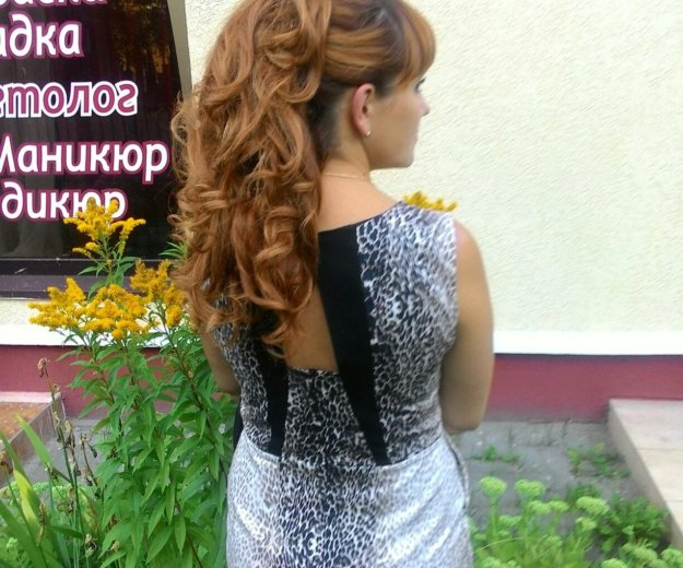 Причёска. Фото 1. Калининград.