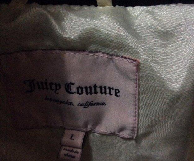 Куртка теплая juicy couture оригинал. Фото 1. Москва.
