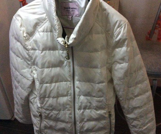 Куртка теплая juicy couture оригинал. Фото 2. Москва.
