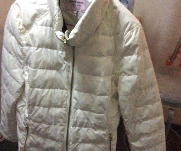 Куртка теплая juicy couture оригинал. Фото 3. Москва.