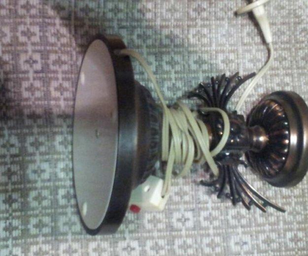 Светильник без плафона. Фото 1. Чебоксары.