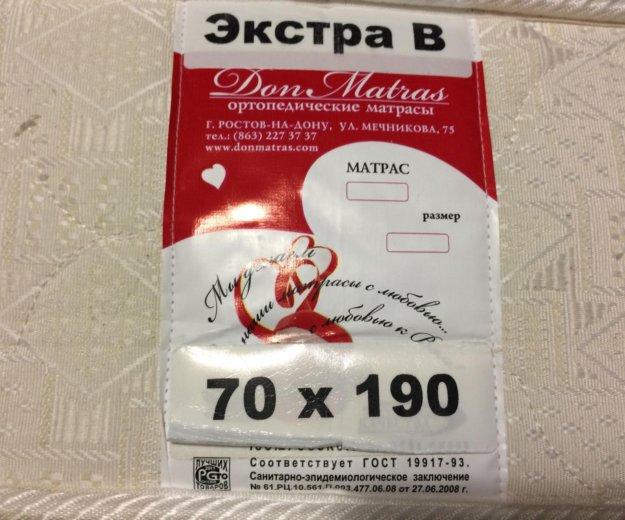 Ортопедические матрасы с кроватью. Фото 3. Ростов-на-Дону.