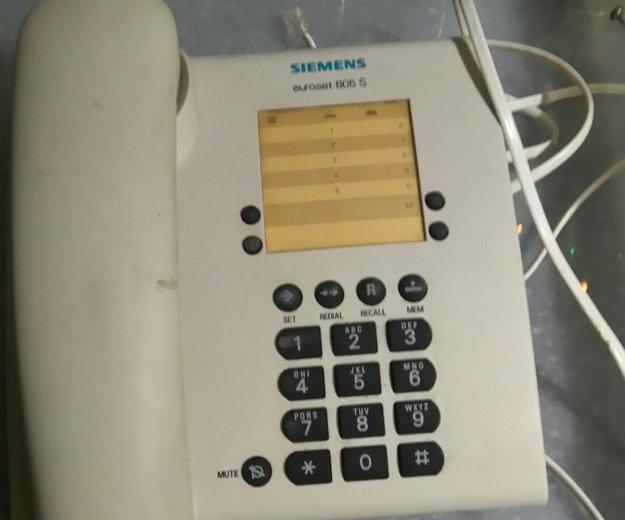 Телефон кнопочный siemens оригинальный. Фото 1. Москва.
