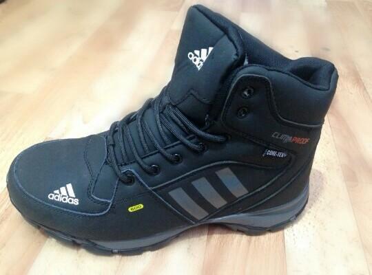 Кроссовки зимние adidas  см фото. Фото 1. Москва.