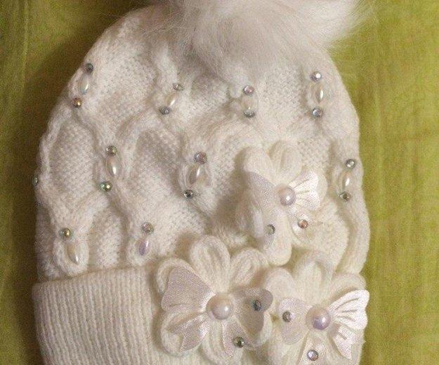 Детская шапка зима. Фото 1. Мытищи.