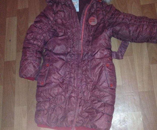 Зимняя куртка. Фото 1. Хабаровск.