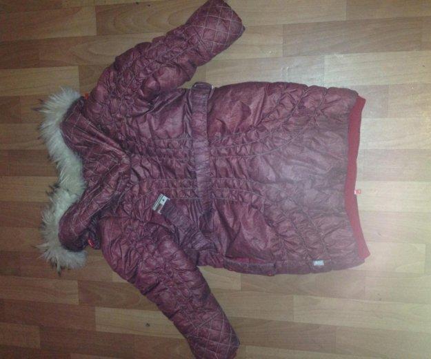 Зимняя куртка. Фото 2. Хабаровск.