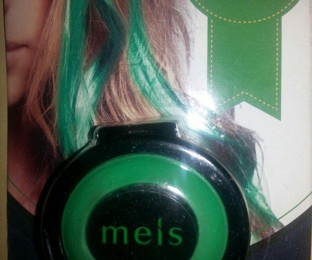 Цветной мел для окрашивания волос. Фото 2. Хабаровск.