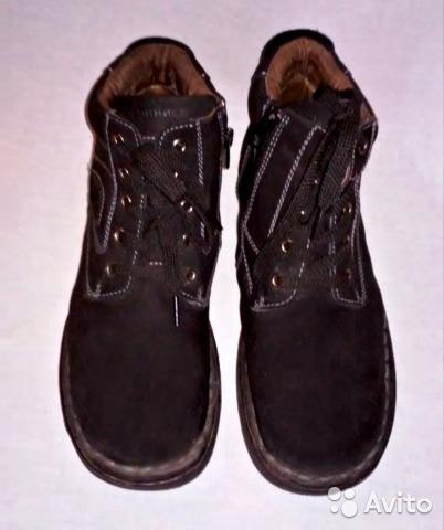 Ботинки унисекс. Фото 1. Москва.