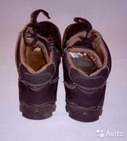 Ботинки унисекс. Фото 2. Москва.
