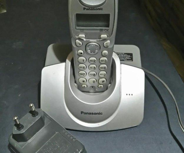 Телефон panasonic kx-tg1105ru. Фото 1. Москва.