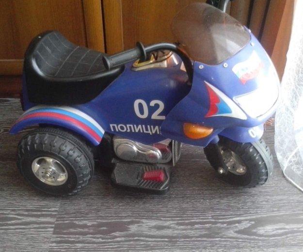 Дет.мотоцикл. Фото 1. Чита.