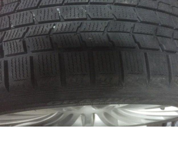 Зимняя шина с диском bmw оригинал. Фото 4. Кратово.