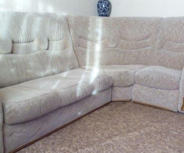 Продам  угловой  диван. Фото 1. Хабаровск.