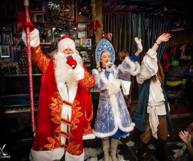 Дед мороз и снегурочка спб. Фото 2. Санкт-Петербург.