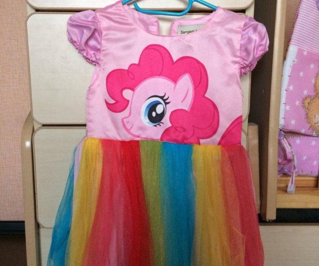 Платье пони на 2 годика. Фото 1. Улан-Удэ.