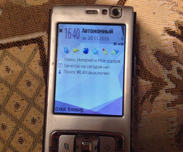 Nokia n95. Фото 1. Хабаровск.