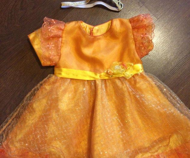 Платье принцессы на 1 год. Фото 1. Улан-Удэ.