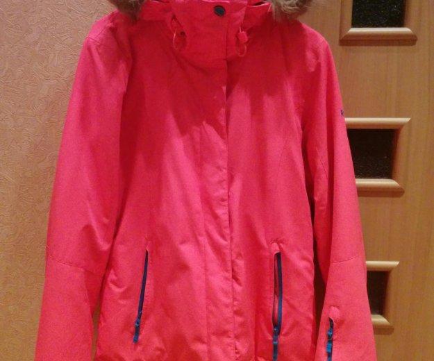 Женская куртка roxy зимняя. Фото 2. Санкт-Петербург.