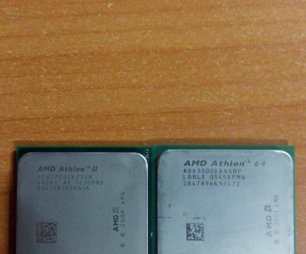 2 процессора для пк. Фото 1. Серпухов.