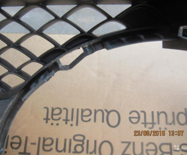 """Решетка радиатора """"mersedes benz c 205 amg"""". Фото 3. Ростов-на-Дону."""