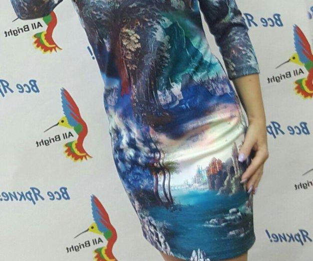 Платье сеул 44-48. Фото 1. Уссурийск.
