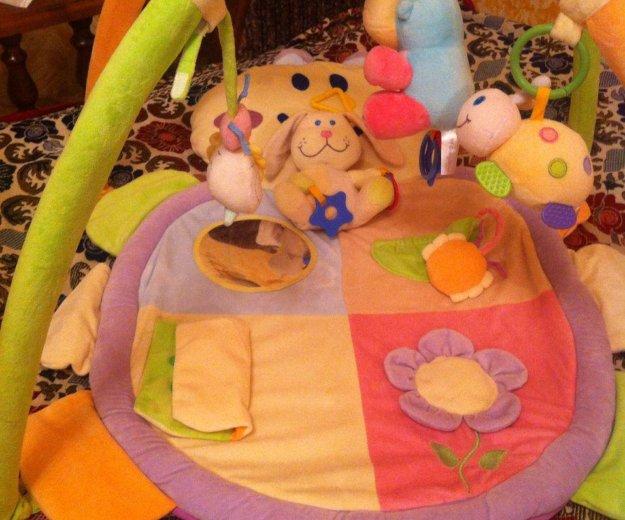 Детский развивающий коврик. Фото 1. Арсеньев.