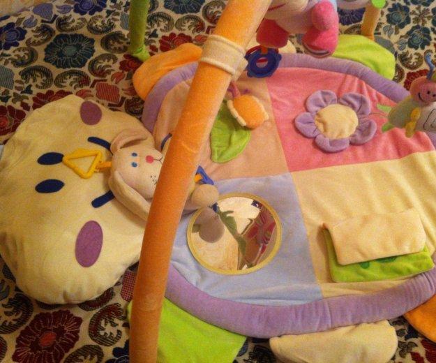 Детский развивающий коврик. Фото 2. Арсеньев.