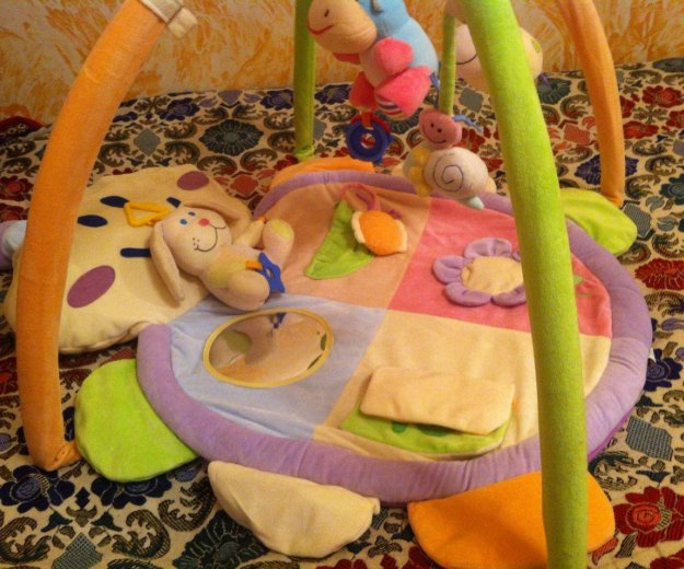 Детский развивающий коврик. Фото 3. Арсеньев.
