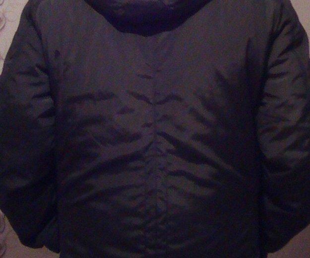 Куртка зимняя мужская. Фото 1. Улан-Удэ.
