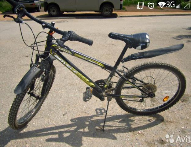 Велосипед горный sibvelz. Фото 1.