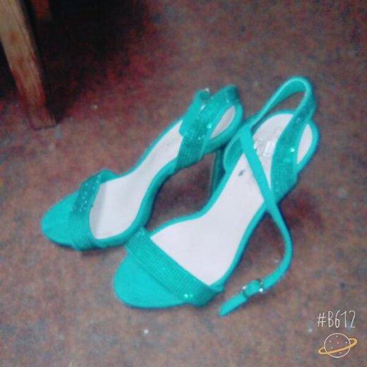 Туфли - летние босоножки . Фото 1. Наволоки.