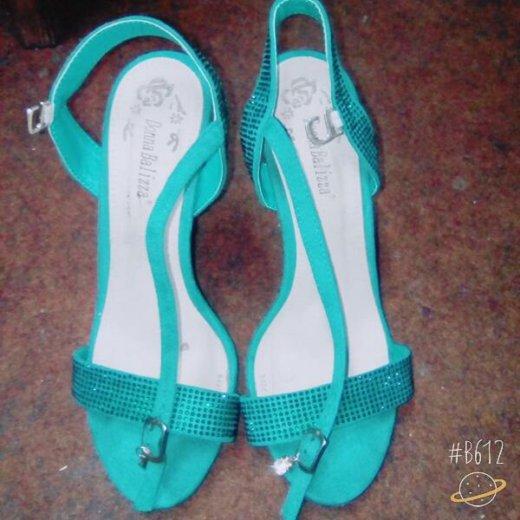 Туфли - летние босоножки . Фото 2. Наволоки.